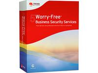 Trend Micro Worry-Free Business Security Services 5, Cross, GOV, 26-50u, 1Y, ML, Regierung (GOV), 1 Jahr(e), Kreuzrang