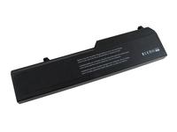 V7 - Laptop-Batterie - 1 x Lithium-Ionen 6 Zellen 5200 mAh - für Dell Vostro 1310, 1310n, 1510, 2510