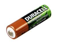 Duracell BUN0044B, Rechargeable battery, Nickel-Metallhydrid (NiMH), 1,2 V, 16 Stück(e), 70 mm, 60 mm