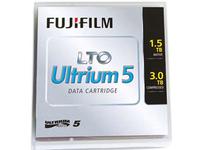 Fuji - 5 x LTO Ultrium 5 - 1.5 TB / 3 TB - etikettiert - für PRIMERGY RX600 S6, TX1320 M3, TX1320 M4, TX1330 M3, TX1330 M4, TX25