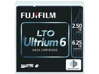 Fuji - 5 x LTO Ultrium 6 - 2.5 TB / 6.25 TB - etikettiert - für PRIMERGY RX2540 M2, RX600 S6, TX1320 M3, TX1330 M2, TX1330 M3, T