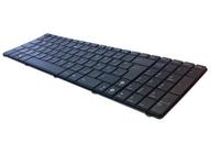 Fujitsu - Tastatur - Layout für Grossbritannien - Schwarz - für LIFEBOOK A532, AH532
