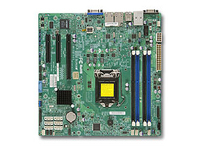 X10SLM+-F C224 DDR3 UATX