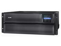 APC Smart-UPS X 3000 Rack/Tower LCD - USV (in Rack montierbar/extern) - Wechselstrom 230 V - 2700 Watt - 3000 VA - Ethernet 10/1