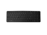 HP Pointstick - Tastatur - Layout für Grossbritannien - für ZBook 15 Mobile Workstation, 17 Mobile Workstation