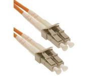 Fujitsu - Fibre Channel-Kabel - LC Multi-Mode (M) bis LC Multi-Mode (M) - 5 m - Glasfaser - 50/125 Mikrometer