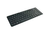 HP DualPoint - Tastatur - hinterleuchtet - Belgien - für EliteBook 840 G1; ZBook 15u G2 Mobile Workstation