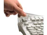 CHERRY WetEx - Tastaturschutzfolie - für P/N: JD-0700ES, JD-0700FR-2, JK-0800BE-2, JK-0800ES-2, JK-0800FR-2, JK-0800GB-2
