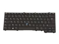 Dell - Ersatztastatur Notebook - Französisch