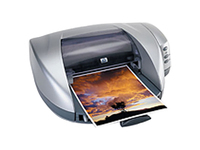 HP DeskJet 5550 A4 DE/FR/IT 4800dpi 8MB 17ppm USB Photoret IV