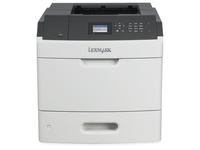 Lexmark MS711dn, Laser, 600 x 600 DPI, A4, 650 Blätter, 52 Seiten pro Minute, Doppeltdruck