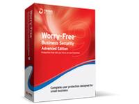 Trend Micro Worry-Free Business Security Advanced - (v. 9.x) - Erneuerung der Abonnement-Lizenz (11 Monate) - 1 Benutzer - Volum