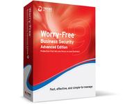 Trend Micro Worry-Free Business Security Advanced - (v. 9.x) - Erneuerung der Abonnement-Lizenz (18 Monate) - 1 Benutzer - Volum