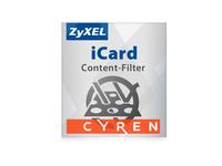 Zyxel E-iCard Cyren Content Filtering - URL-Datenbankaktualisierung - Abonnement - 1 Jahr - für Zyxel USG210