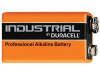 Duracell Industrial, Single-use battery, -, 9V, Alkali, Fernglas, 9 V, 10 Stück(e)