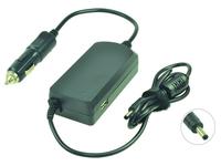 2-Power CCC0732G, 45 W, 19.5 V, 2,31 A, Auto, Notebook, Schwarz