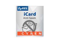 Zyxel E-iCard Cyren Anti-Spam - E-Mail-Datenbankaktualisierung - Abonnement - 1 Jahr - für Zyxel USG60, USG60W