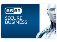 ESET Secure Business - Erneuerung der Abonnement-Lizenz (3 Jahre) - 1 Platz - Volumen - 50-99 Lizenzen - Linux, Win, Mac, Solari