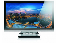 Lenovo ThinkVision 28, 71,1 cm (28 Zoll), 3840 x 2160 Pixel, 4K Ultra HD, LED, 5 ms, Schwarz, Silber