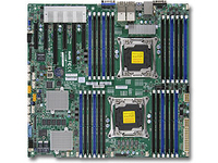 Supermicro X10DRC-T4+: 2x Intel E5-2600v3