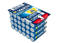 Varta AAA, LR03, 1.5V, Single-use battery, AAA, Alkali, Zylindrische, 1,5 V, 24 Stück(e)