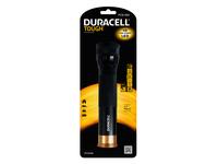 Duracell Tough, Hand-Blinklicht, Schwarz, Gold, Aluminium, 1 Lampen, LED, 160 lm