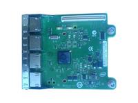 Intel I350 QP 1Gb Network Daughter Card - Kit - Network adapter - Gigabit Ethernet x 4 - for PowerEdge R620, R720, R820, R920, P