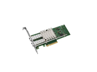 Intel X540 DP - Network adapter low profile - 10Gb Ethernet x 2 - with Intel i350 DP Network Daughter Card - for PowerEdge R620,