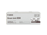 Canon 034 - Schwarz - Trommel-Kit - für ImageCLASS MF810Cdn, MF820Cdn; imageRUNNER C1225, C1225iF