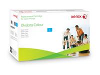 Xerox Oki C711/C711N/C711DN/C711CDTN/C711WT - Cyan - Tonerpatrone (Alternative zu: OKI 44318607) - für OKI C710cdtn, 710dn, 710d