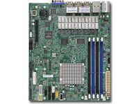 Supermicro A1SRM-LN7F-2758, DDR3-SDRAM, DIMM, 1333,1600 MHz, 1.35,1.5 V, 16GB,2GB,4GB,8GB, 64 GB