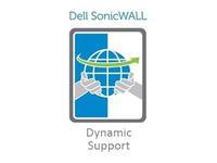 SonicWall Dynamic Support 24X7 - Serviceerweiterung - Austausch - 5 Jahre - Lieferung - Reaktionszeit: am nächsten Tag