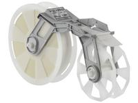 Brother MCPP3CL - Kunststoff - Klebstoff - 60 Mikron - klar - Rolle (5 cm) 1 Rolle(n) Folie / Film