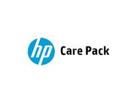 HP Next Business Day Hardware Support - Serviceerweiterung - Arbeitszeit und Ersatzteile - 5 Jahre - Vor-Ort - Reaktionszeit: am