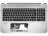 HP 763578-B31, Gehäuse-Unterteil+Tastatur, US International, Tastatur mit Hintergrundbeleuchtung, HP, Envy 15-kxxx