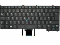 DELL D2C6M, Tastatur, UK Englisch, DELL, Latitude E7250