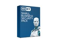 ESET Small Business Security Pack - Erneuerung der Abonnement-Lizenz (3 Jahre) - 10 Benutzer - Reg.