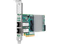 [BULK] HP NC523SFP 10Gb 2-port Server Adapter Bulk, Eingebaut, Verkabelt, PCI Express, Faser, 10000 Mbit/s