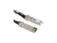 Dell 40GbE Passive Copper Direct Attach Cable - Netzwerkkabel - QSFP+ bis QSFP+ - 3 m - für EMC Networking S4048; EMC PowerEdge