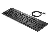 HP Business Slim - Tastatur - USB - Schweiz QWERTZ - bulk - für Elite Slice G2; EliteDesk 705 G5, 800 G5; EliteOne 800 G5; Works