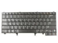 Origin Storage - Ersatztastatur Notebook - hinterleuchtet - US International
