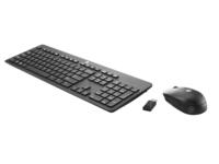 HP Slim - Tastatur-und-Maus-Set - kabellos - 2.4 GHz - Schweiz QWERTZ - für HP 245 G7, 340S G7, 34X G5; EliteBook x360; Mobile T