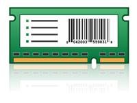 Lexmark - Flash-Speichermodul - 256 MB - für Lexmark B2546, B2650, MB2546, MB2650, MB2770, MX721, XC2235, XM5365, XM7355, XM7370