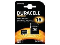 Duracell DRMK16PE, UHS-I, Schwarz