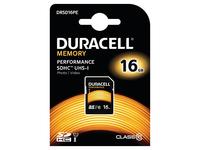 Duracell DRSD16PE, UHS-I