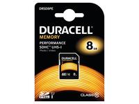Duracell DRSD8PE, UHS-I