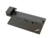 Lenovo Basic Dock, Andocken, USB 3.0 (3.1 Gen 1) Type-A, 10,100,1000 Mbit/s, Lenovo, Schwarz, FCC,AS/NZS DoC,EC-DoC,sDOC,CB,GOST