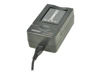 Duracell DRS5874, Innenraum, Outdoor, USB, 5 V, Schwarz