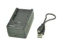 Duracell DRJ5837, Innenraum, Outdoor, USB, 5 V, Schwarz