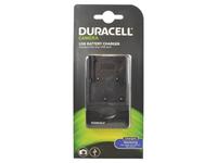 Duracell DRS5871, USB, Samsung SB-LSM160, SB-LSM80, Schwarz, Indoor Batterieladegerät, 5 V, 84 mm